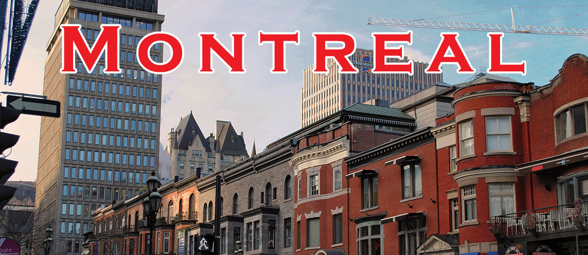 Freight Cargo Service Montreal QC PQ to From Toronto ON Canada